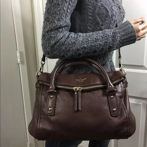 LIKE NEW Kate Spade Cobble Hill Small Leslie